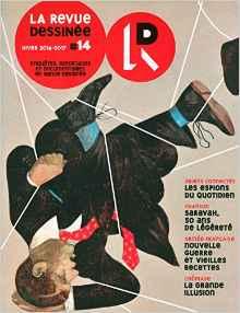 La revue dessinée numéro 14 hiver 2016-2017