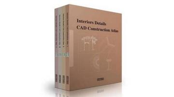 ArtPower - Interiors details CAD Construction Atlas 4 V