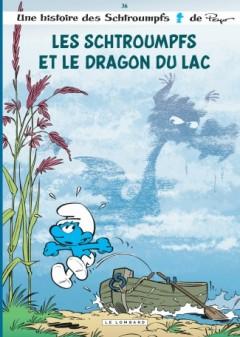 Les schtroumpfs t.36 ; les schtroumpfs et le dragon du lac