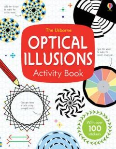 Optical Illusions Activity Book