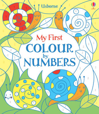 My First Colour by Numbers