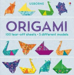 Origami Tear off Pad