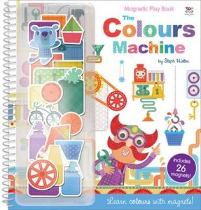 The Colours Machine (Steph Hinton Magnetics)