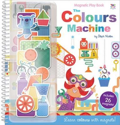 The Colours Machine (Steph Hinton Magnetics)