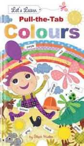 Colours (Steph Hinton Pull The Tab)