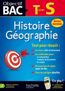 Objectif bac ; histoire ; géographie ; terminale s