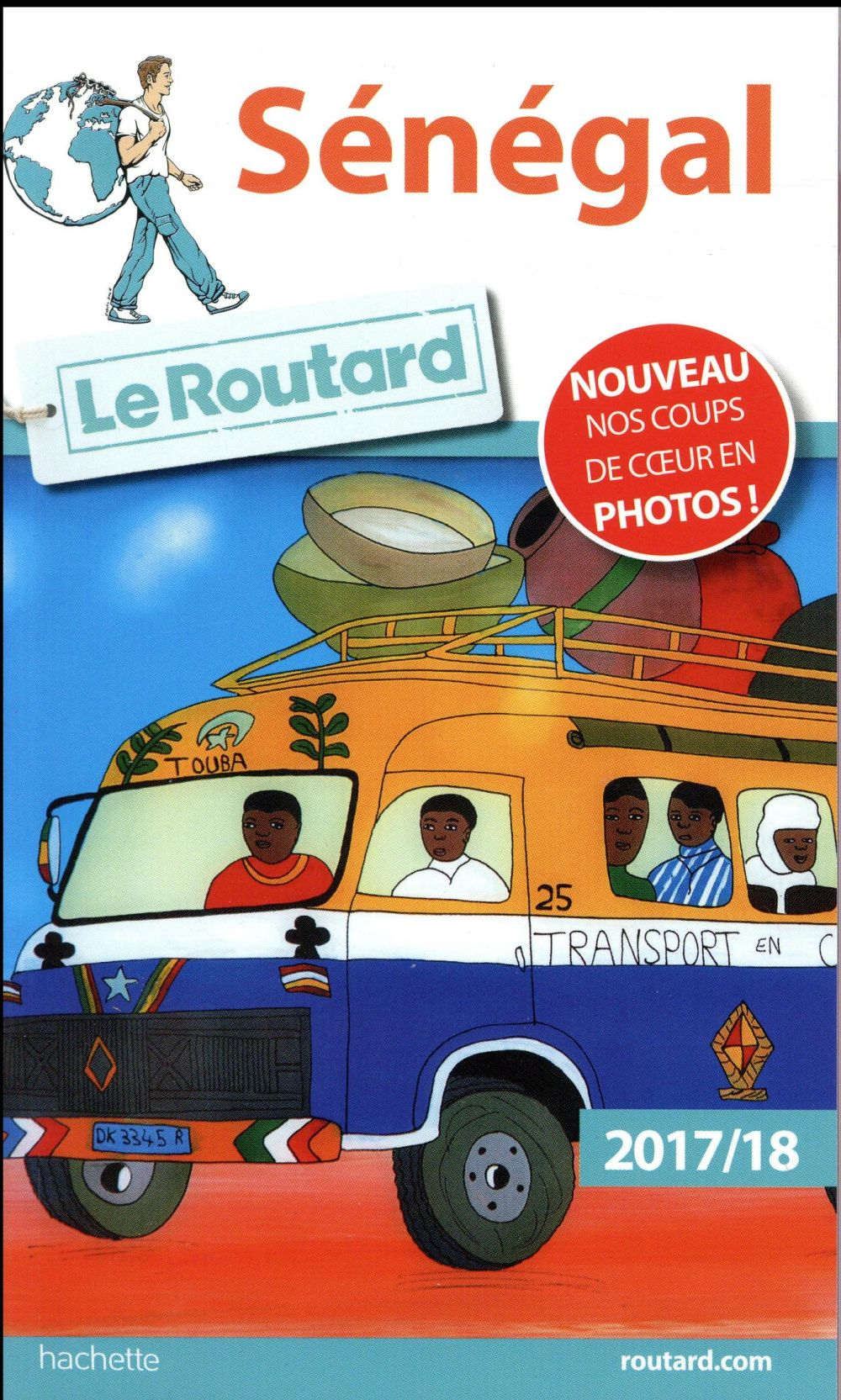 Guides du Routard Etranger