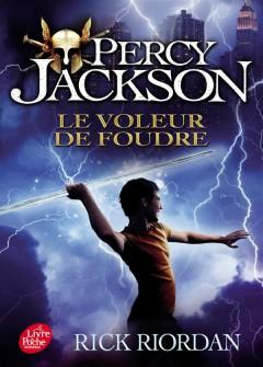 Percy Jackson 1/Le voleur de foudre