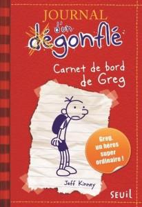 Journal d'un dégonflé, Carnet de Bord de Greg Heffley