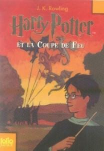 Harry potter t.4 ; harry potter et la coupe de feu