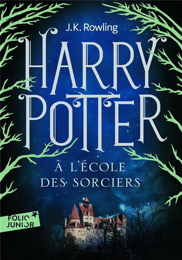 Harry Potter t.1 ; Harry Potter à l'école des sorc...