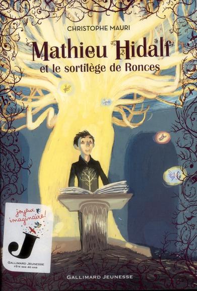 Mathieu hidalf et le sortilège de ronces
