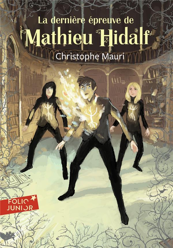 Mathieu Hidalf 5/La Derniere Epreuve De Mathieu Hi...