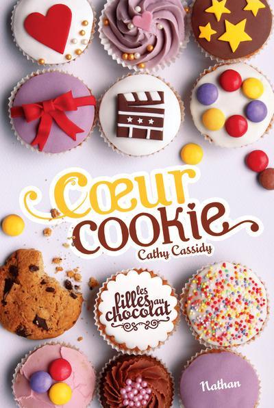Les filles au chocolat Tome 6: Coeur cookie
