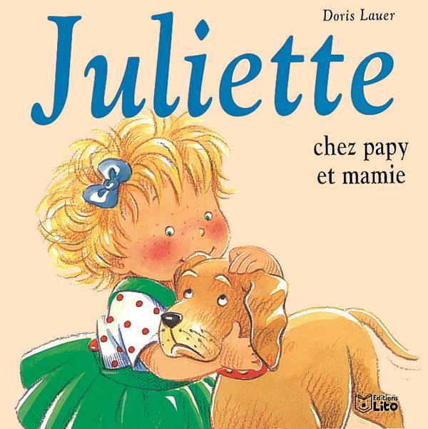 Juliette Chez Papy Et Mamie