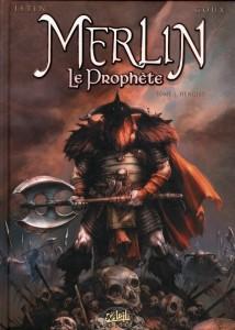 Merlin - le prophète t.1 ; hengist