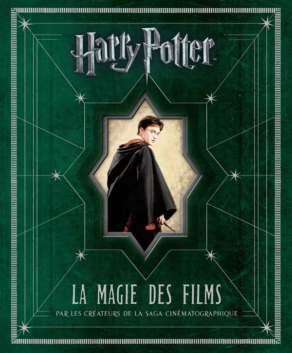 Harry potter ; la magie des films