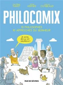 Philocomix ;10 philosophes 10 approches (...)
