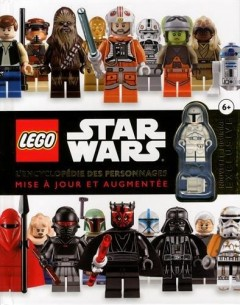 Lego Star Wars : Encyclopedie Des Personnages