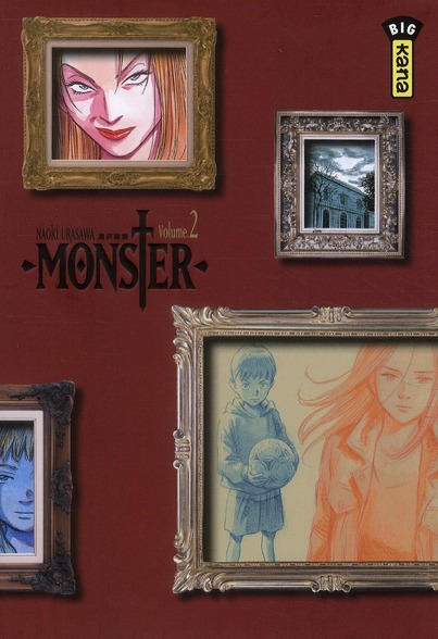 Monster ; integrale deluxe t.2