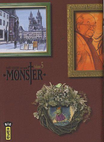 Monster ; intégrale deluxe t.5