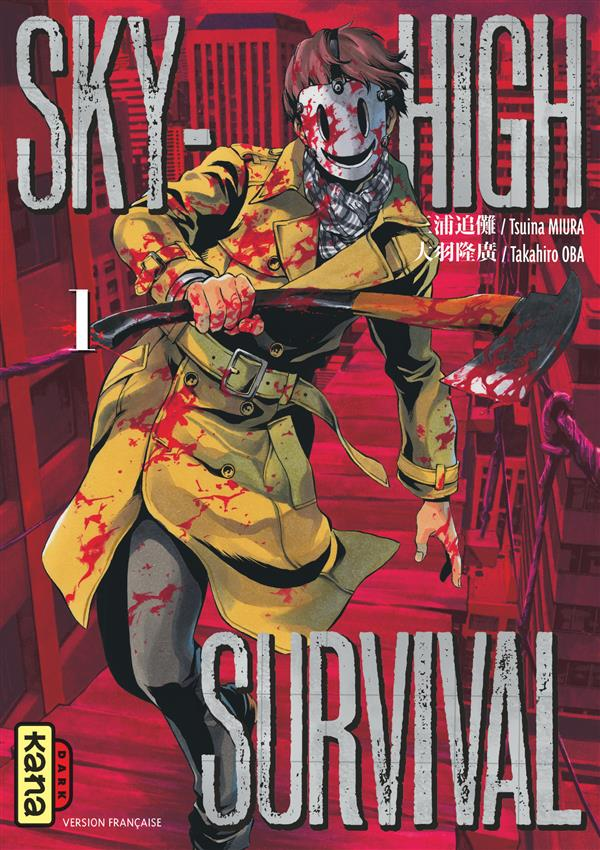 Sky-high survival t.1