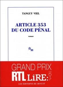Article 353 du code pénal