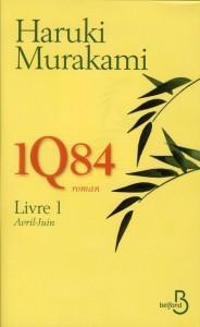 1q84 livre 1 ; avril-juin