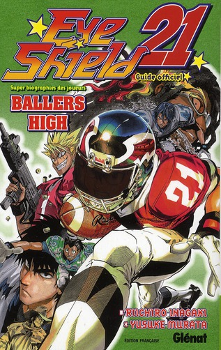 Eye shield 21 ballers high