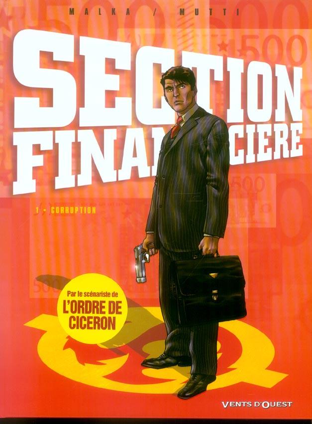 Section financiere t.1 ; corruption
