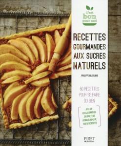 Recettes gourmandes aux sucres naturels
