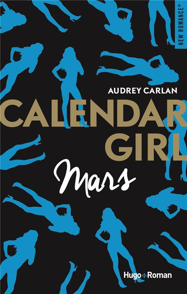 Calendar girl t.3 ; mars