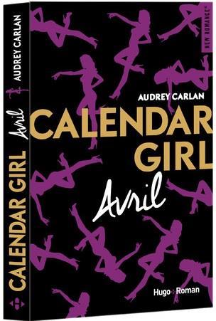 Calendar girl t.4 ; avril