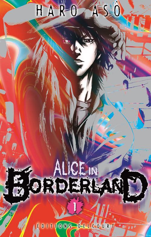 Alice in borderland t.1