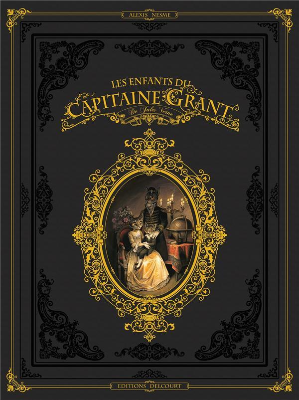 Les enfants du capitaine grant ; intégrale t.1 à t.3