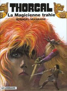 Thorgal t.1 ; la magicienne (...)
