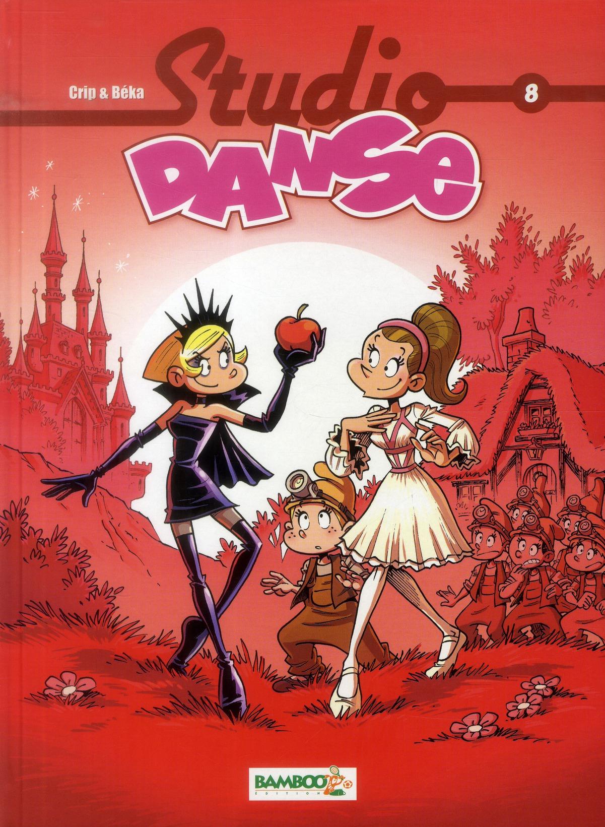 Studio danse t.8