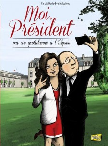Moi, président ; ma vie quotidienne à l'elysée