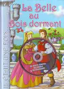 La Belle Au Bois Dormant+Cd