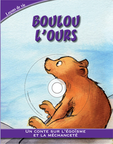Boulou L'Ours+Cd