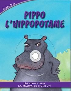 Pippo L'Hippopotame+Cd