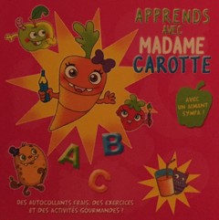 Apprends Avec Madame Carotte