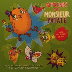Apprends Avec Monsieur Patate
