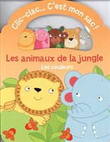 Les Animaux De La Jungle: Les Couleurs