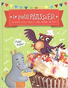 Mon premier livre de cuisine pour les desserts