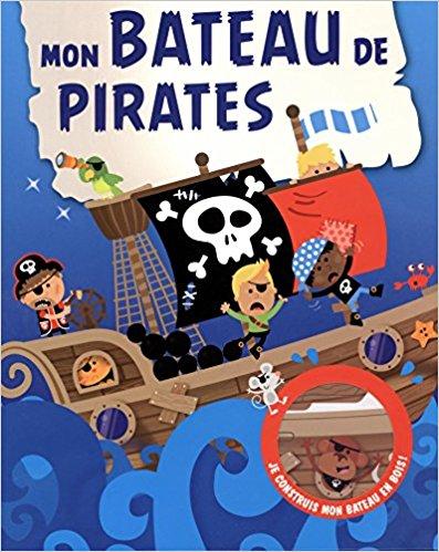 Mon bateau de pirates