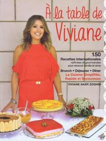 A la table de viviane