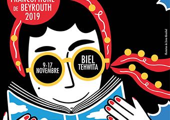 Salon du Livre Francophone de Beyrouth 2019