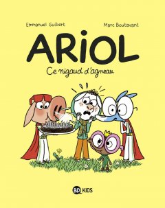 Ariol Tome 14