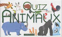 Le quiz des animaux